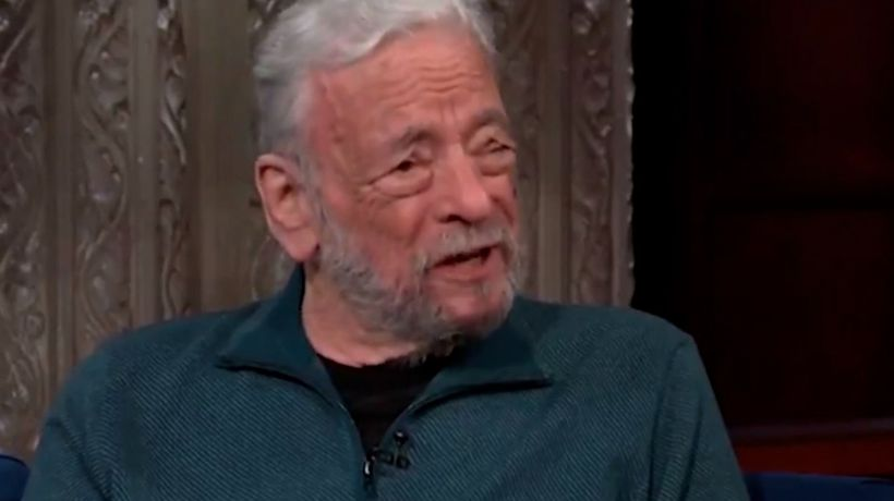 Stephen Sondheim teases 'some real surprises' in new West Side Story movie