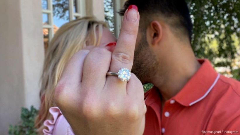 NEWS OF THE WEEK: Britney Spears engaged to Sam Asghari