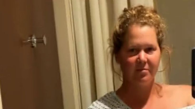 Amy Schumer shares health update following endometriosis surgery