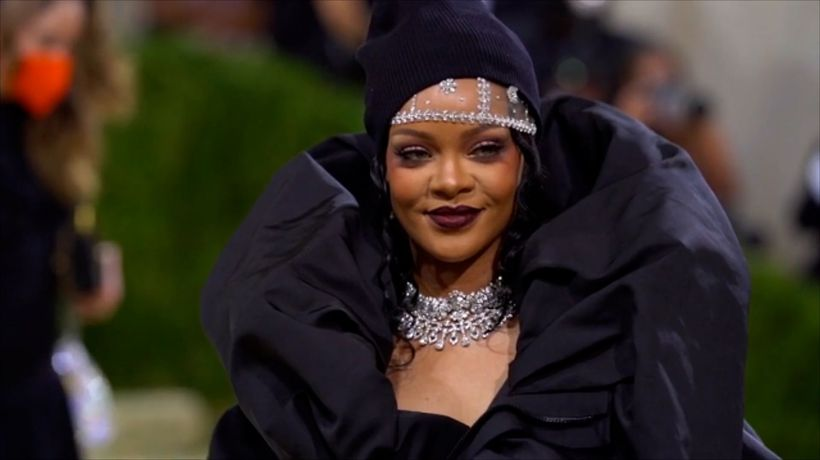Rihanna 'gets scared' when people put her on a pedestal