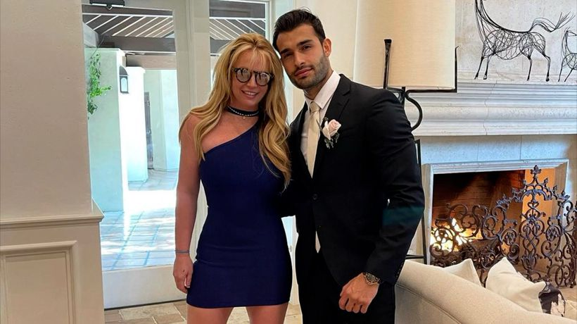IN CASE YOU MISSED IT: Sam Asghari responds to trailer for upcoming Britney Spears documentary