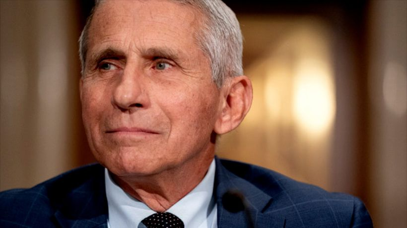 Dr. Fauci Encourages Americans To Enjoy Halloween Safely