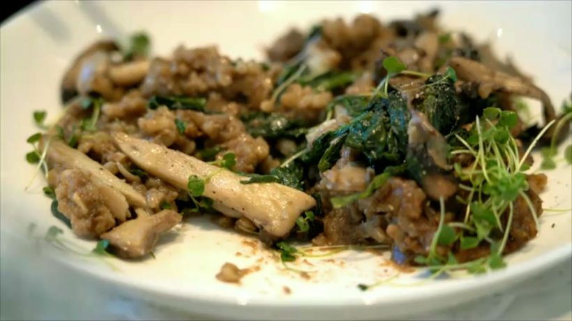 Eating mushrooms may lower risk of depression