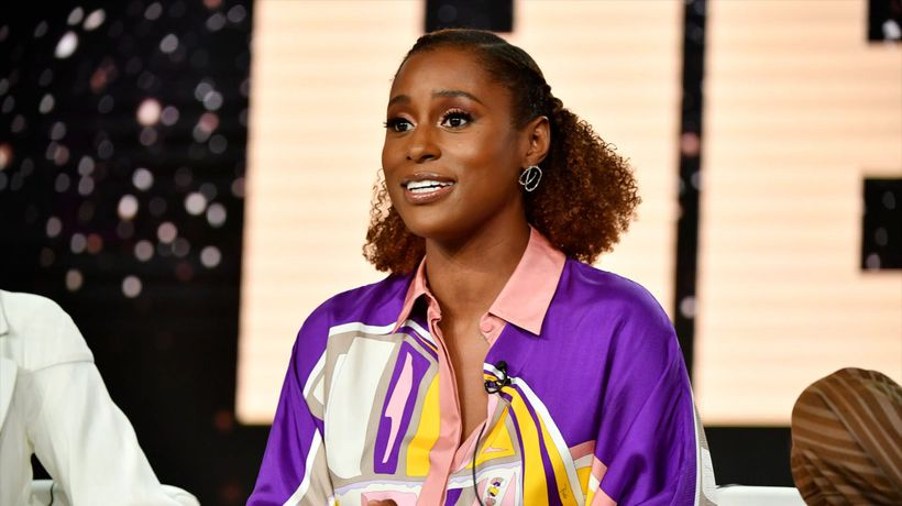 Issa Rae ending Insecure while cast and crew 'still love each other'
