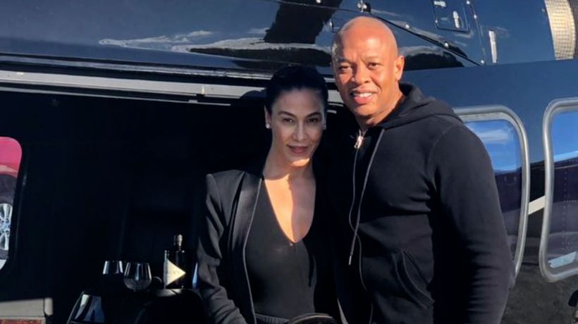 Dr. Dre reportedly served with divorce papers at grandmother's funeral
