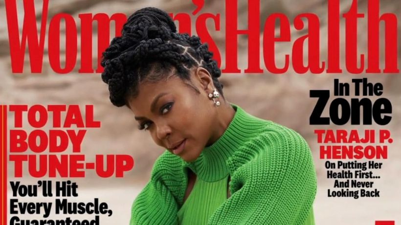 Taraji P. Henson 'a whole different girl' after adopting workout regime