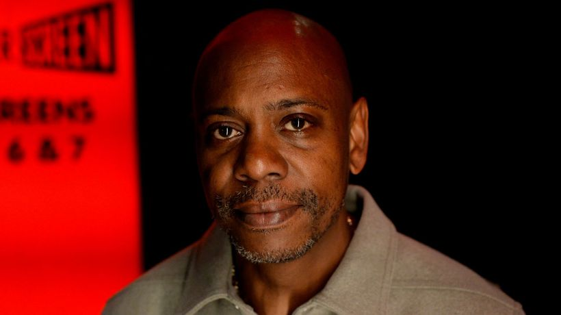 IN CASE YOU MISSED IT: Dave Chappelle breaks silence following backlash to Netflix special