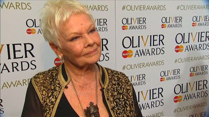 Dame Judi Dench in talks for purr-fect 'Cats' role
