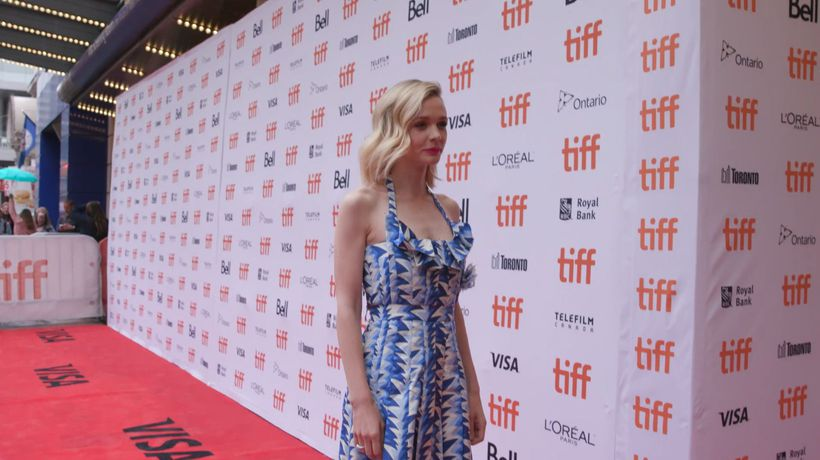 Carey Mulligan stunned by reporter's abortion question