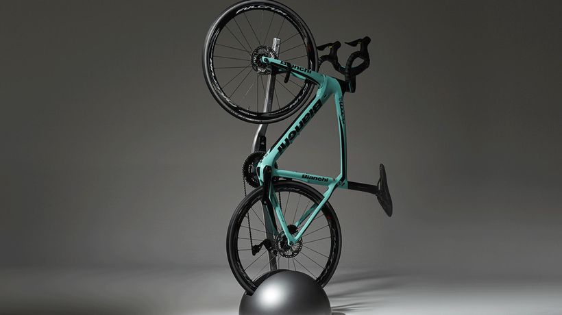 Most Stylish Bike Stand In The World