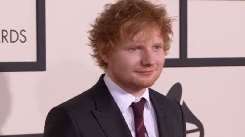 Ed Sheeran number one on Pollstar's Touring Chart