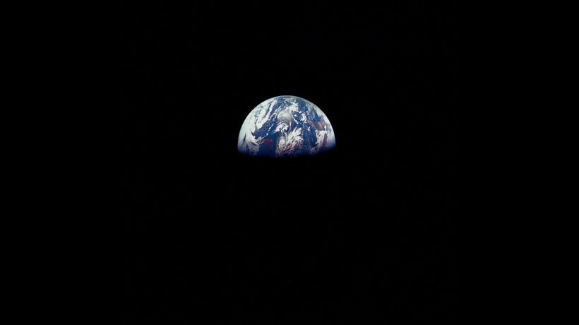 50 Years Ago: The First Christmas In Space