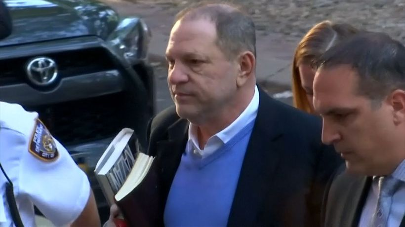 Harvey Weinstein's trial pushed back