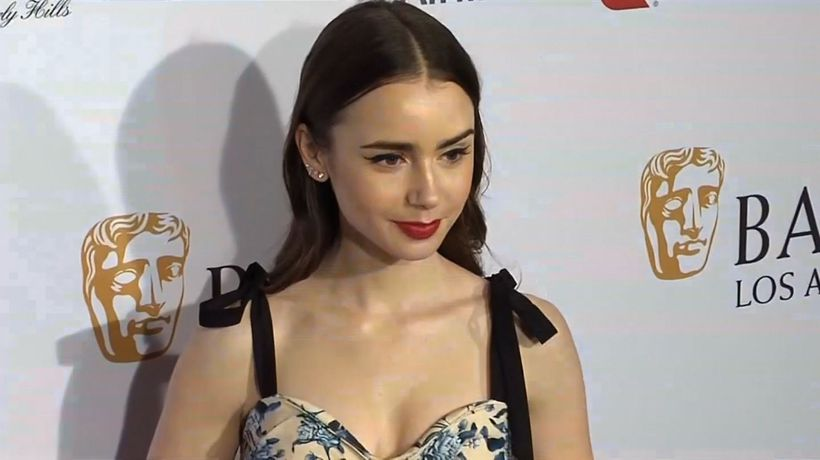 Lily Collins still keen on journalism dream