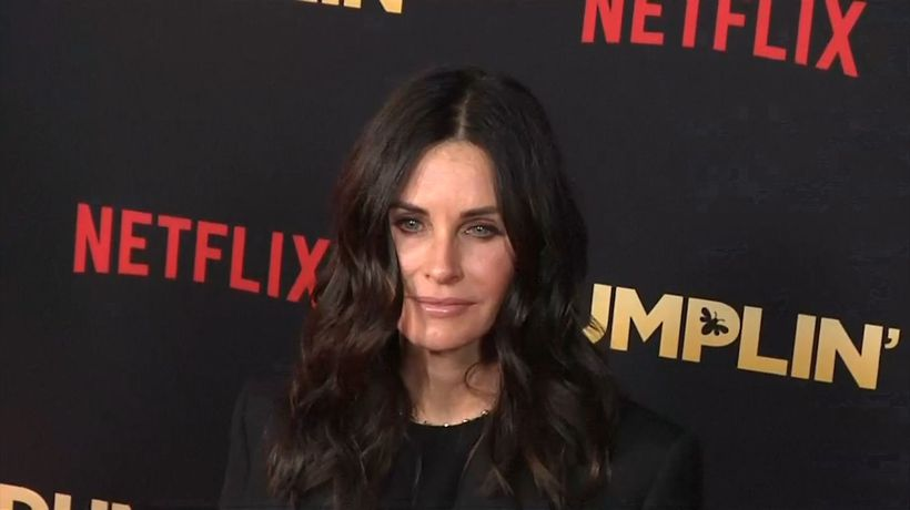 Courteney Cox left daughter Coco 'I love you' message during in-flight emergency