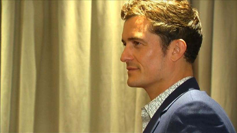 Orlando Bloom put bachelor pad on the market