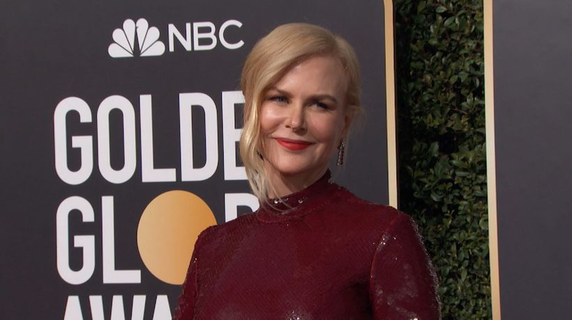 Nicole Kidman can only cook a grilled cheese sandwich