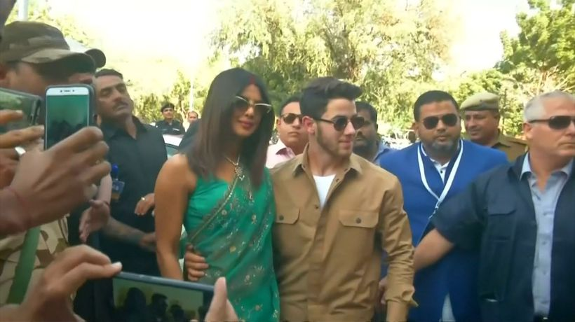 Priyanka Chopra reveals that Nick Jonas 'cried the most during wedding'