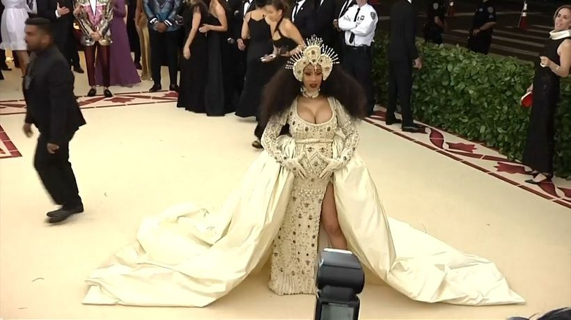 Cardi B's security team will not face charges after Met Gala 'attack'