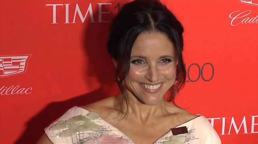 Julia Louis-Dreyfus glad she went public with cancer battle