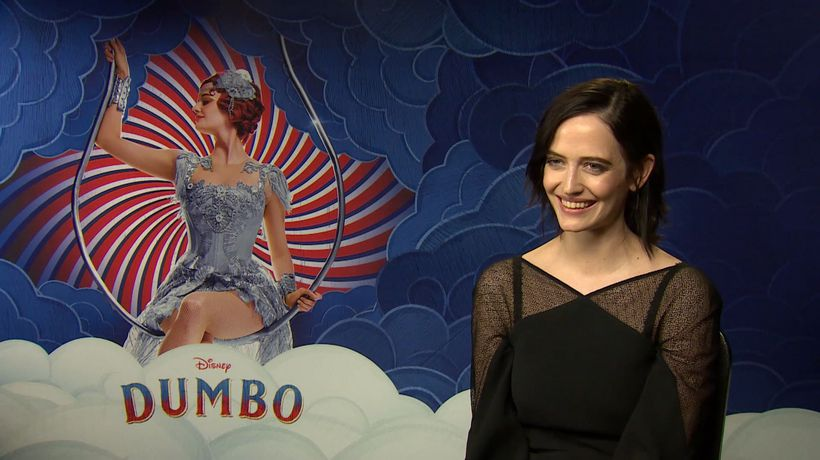 Eva Green on working with Colin Farrell