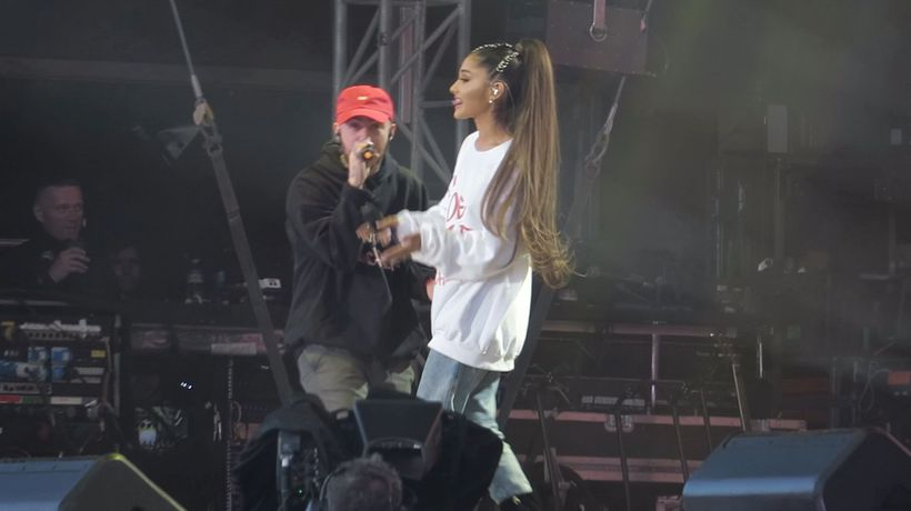 Ariana Grande pays tributte to Mac Miller on anniversary of their song 'The Way'