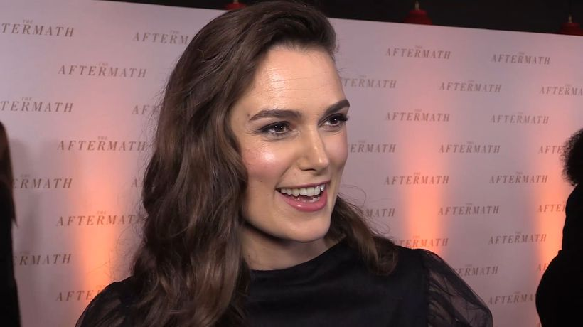 Celebrity Birthday: Keira Knightley