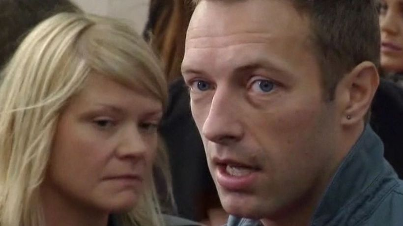 Chris Martin's alleged stalker denies trying to contact rocker