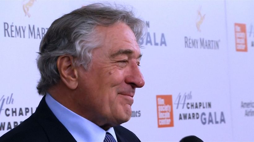 Robert De Niro thinks Netflix has given filmmakers a lot of opportunities