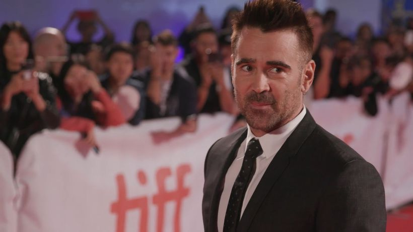 Colin Farrell had tattoos removed to avoid extra time in make-up chair