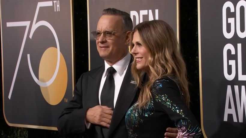Tom Hanks offered up premiere tickets for festival beer