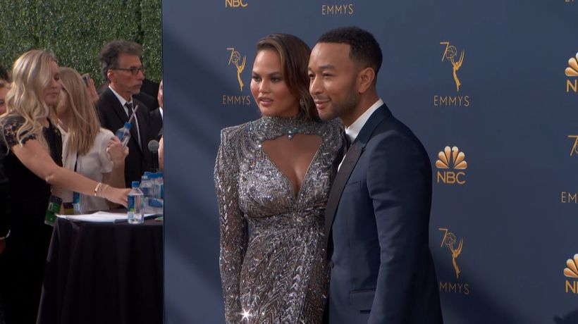 Chrissy Teigen can't kick late night sandwitch habit