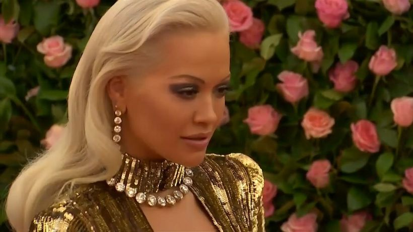 Rita Ora's jewels went missing ahead of Cannes Film Festival event