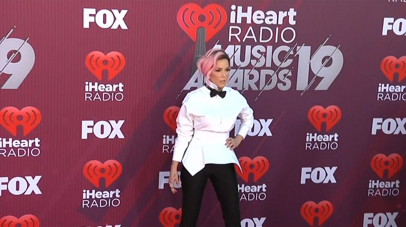 Halsey speaks about being commited with her mental health issues