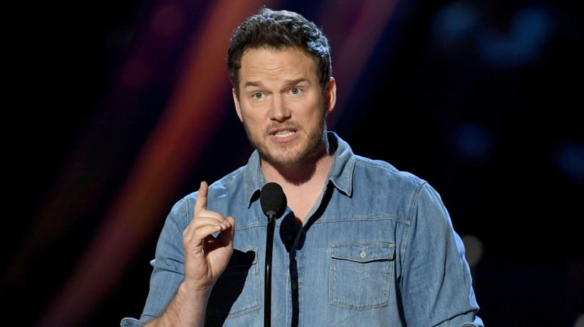 Chris Pratt slammed for wearing controversial flag T-Shirt