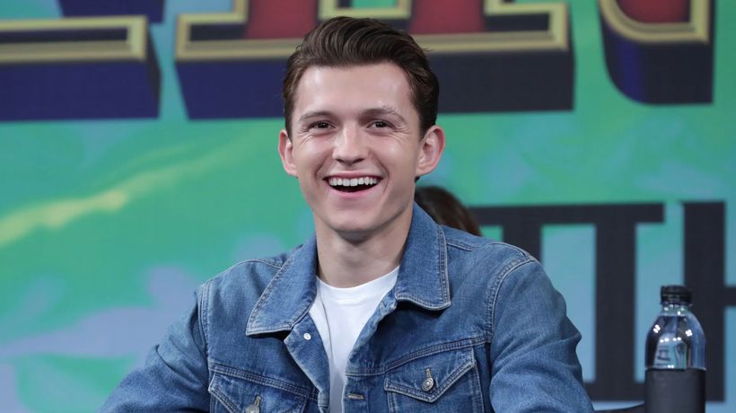 Tom Holland's mystery woman reportedly identified as family friend Olivia Bolton