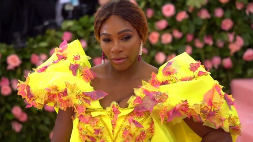 Serena Williams unbothered by criticism of her style