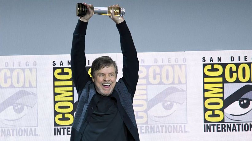 Mark Hamill named 2019 Comic-Con Icon