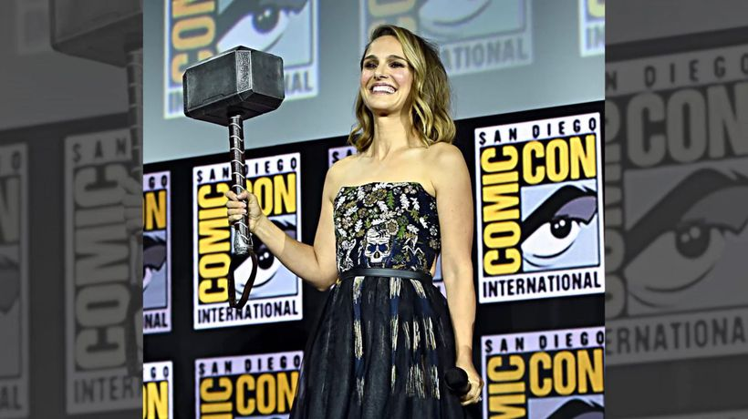 Natalie Portman to play Thor