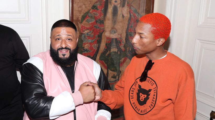 Pharrell Williams and DJ Khaled headline Rihanna's Diamond Ball