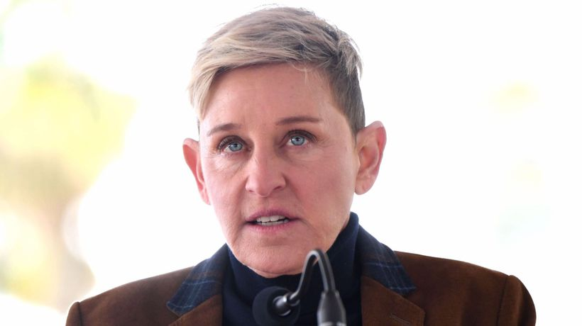 Ellen DeGeneres supports Duke and Duchess of Sussex amid private jet scandal