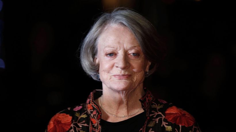 Maggie Smith beat illness to star in 'Downton Abbey' movie