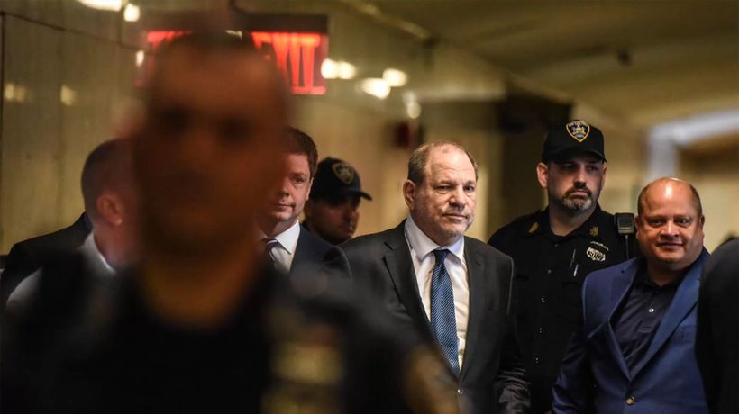 Harvey Weinstein to be arraigned ahead of criminal trial