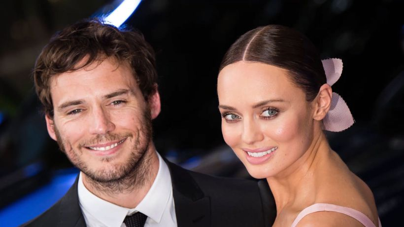 Sam Claflin using TV to forget marriage breakup
