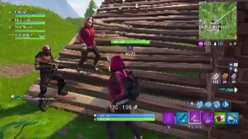 Fortnite accused of being as addictive as cocaine in class-action lawsuit