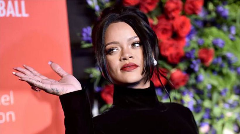 Rihanna doesn't mind pregnancy rumours as she 'dreams' of becoming a mum