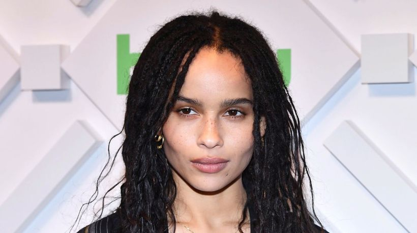 Zoe Kravitz will play Catwoman in 'The Batman'