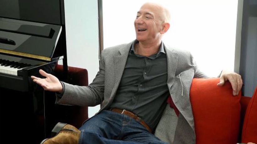 It would take 2.8 Million years to earn as much as Jeff Bezos
