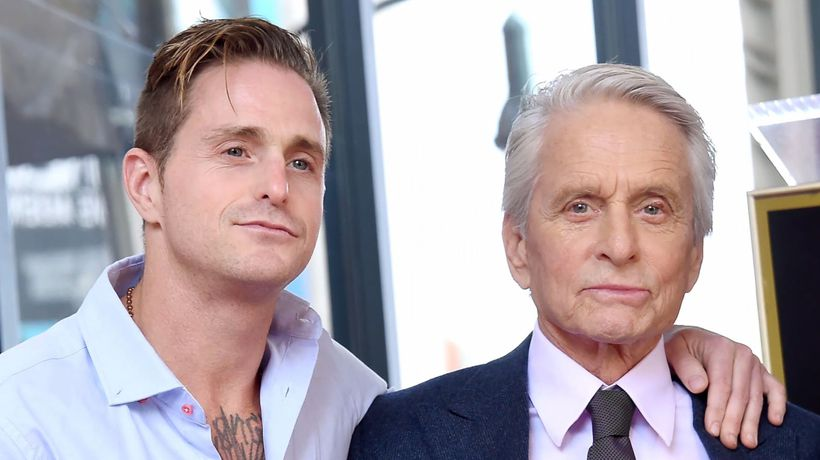 Michael Douglas feared he would lose son to drug addiction