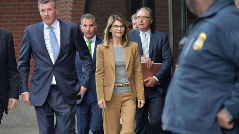 Lori Loughlin and her husband hit with more college bribery charges